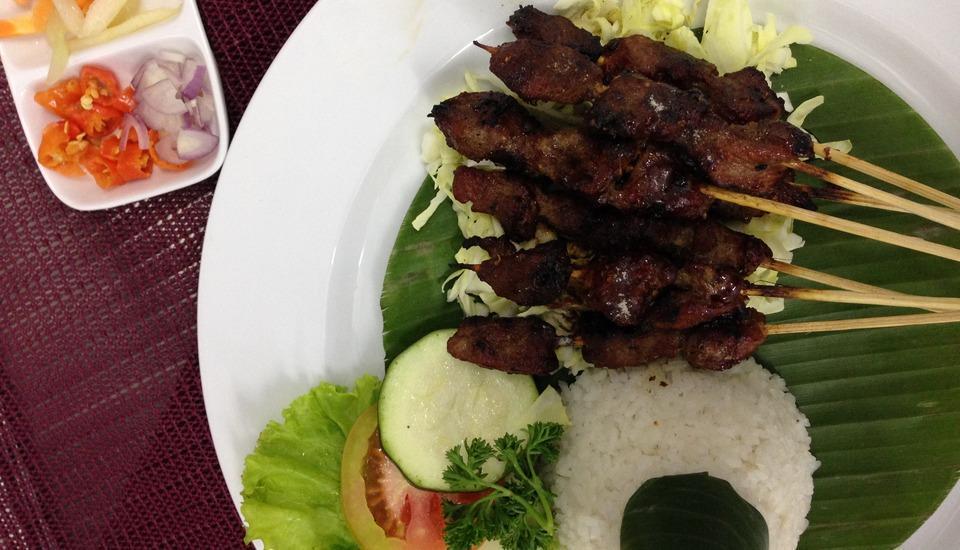 Tara Hotel Yogyakarta - Sate Ayam