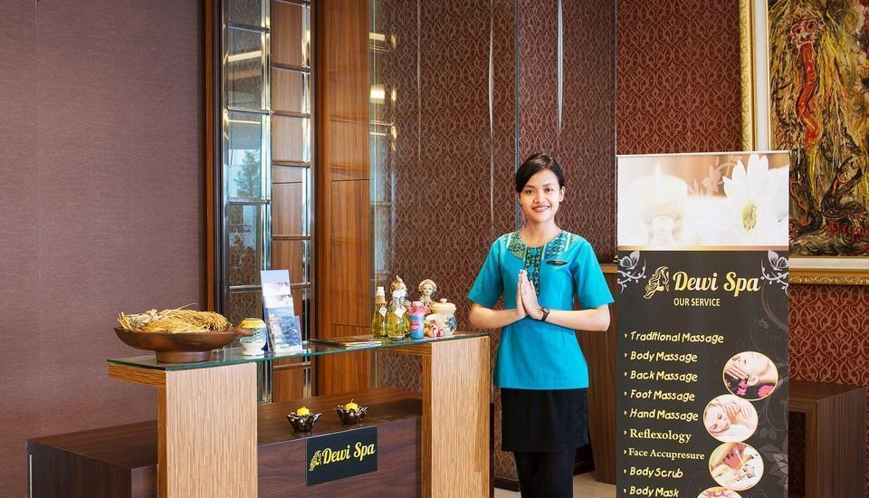 Tara Hotel Yogyakarta - Dewi Spa