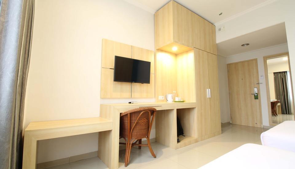 Dewanti Hotel Cirebon - Room