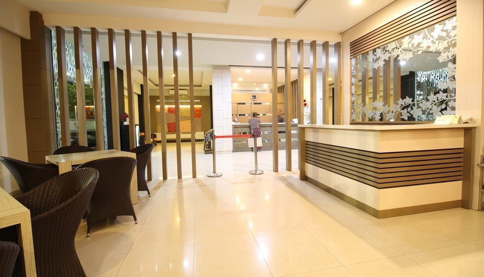 Dewanti Hotel Cirebon - Lobby