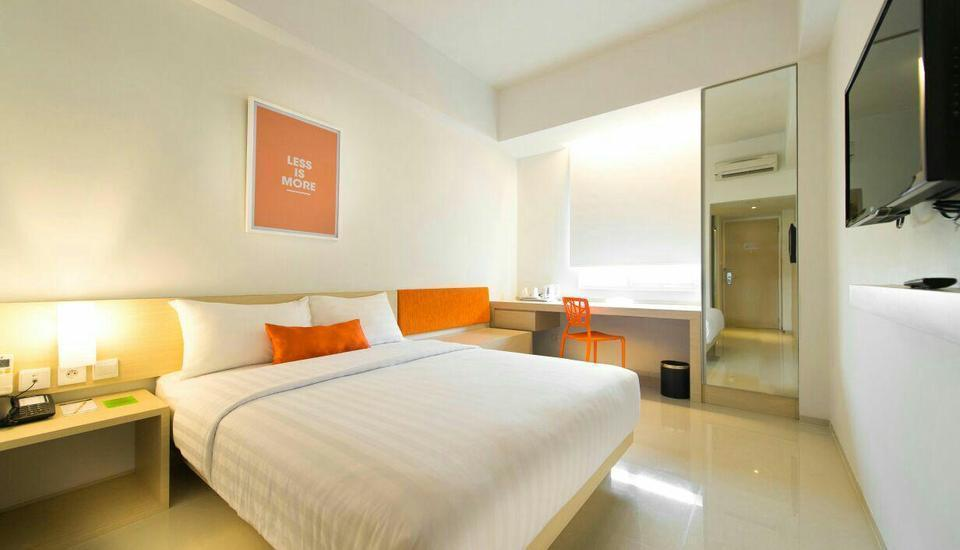 Zuri Express Mangga Dua - Express Double Room Only Deal Of the day 5% off!