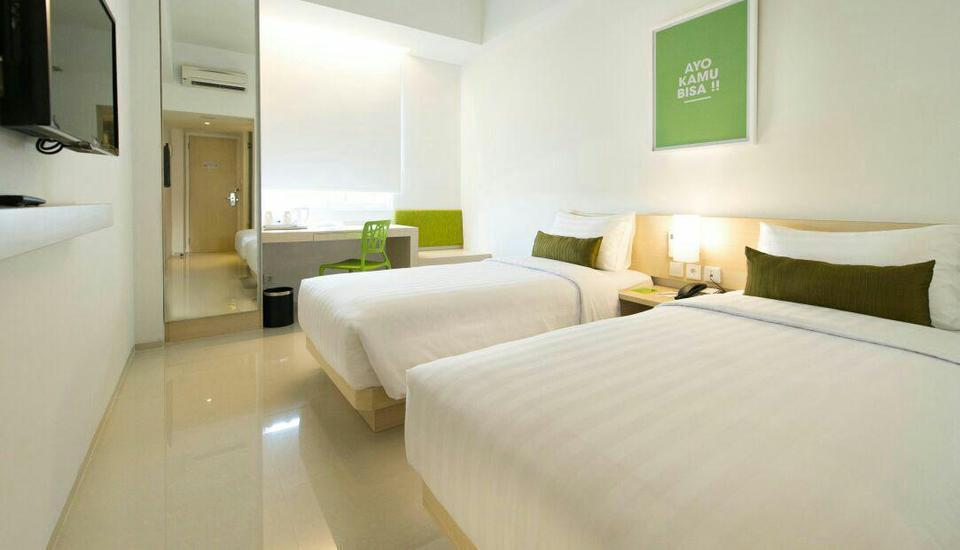 Zuri Express Mangga Dua - Express Twin Room Only Deal Of the day 5% off!