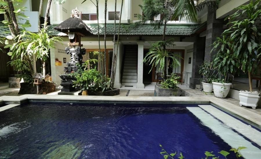 RedDoorz near Pantai Double Six Bali - Kolam Renang
