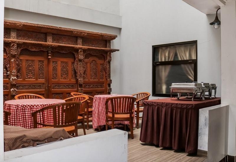 NIDA Rooms Palasari 32 Lengkong - Restoran