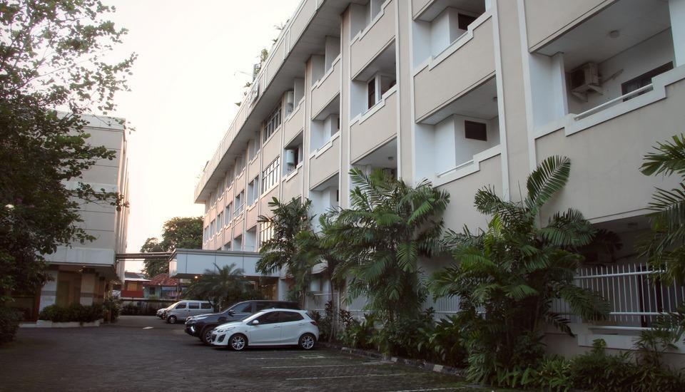 Pitagiri Hotel Jakarta Jakarta - Tampak Depan Bangunan
