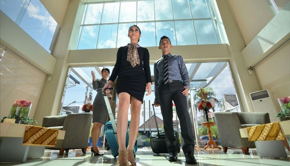 Hotel Istana Tulungagung - Lobi