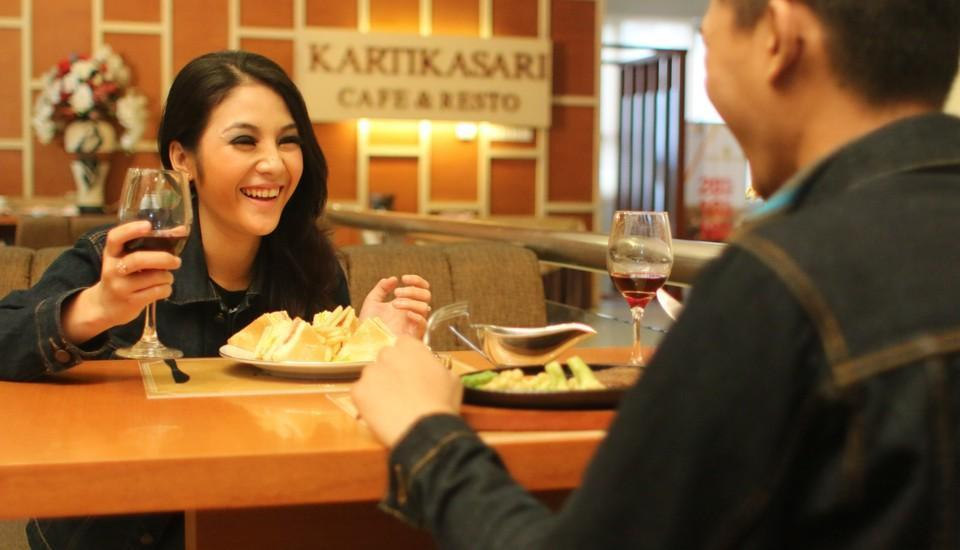 Hotel Istana Tulungagung - Kartika Sari Restoran