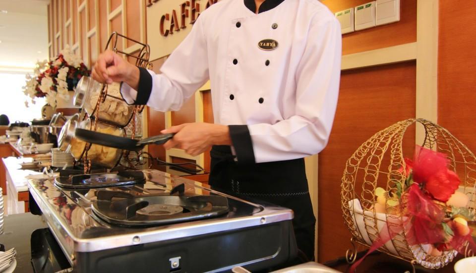 Hotel Istana Tulungagung - Kartikasari Restoran