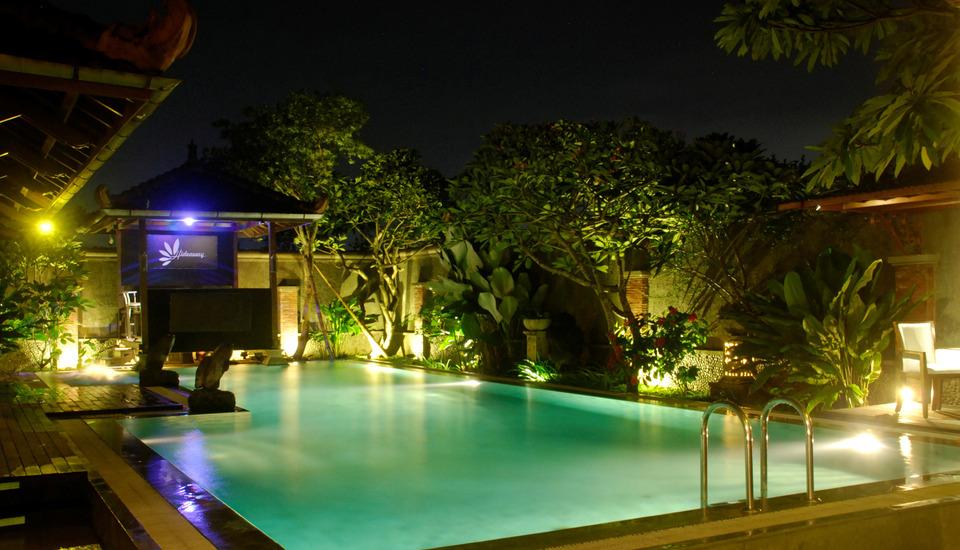 The Edelweiss Hideaway Solo - Pool