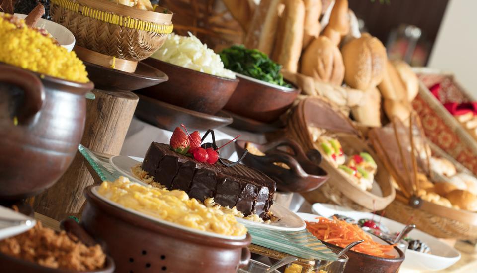 Plataran Heritage Borobudur Hotel Magelang - Breakfast