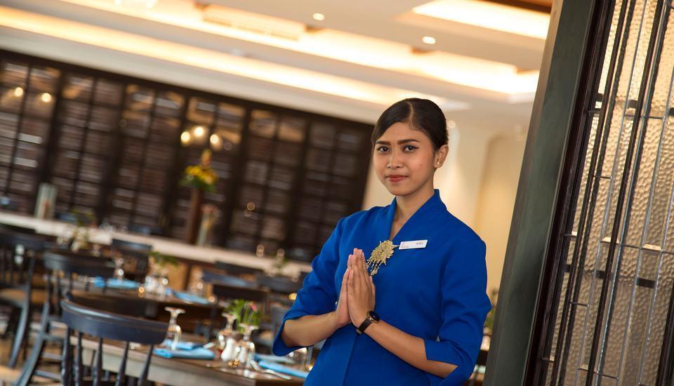 Plataran Heritage Borobudur Hotel Magelang - Menoreh Restaurant