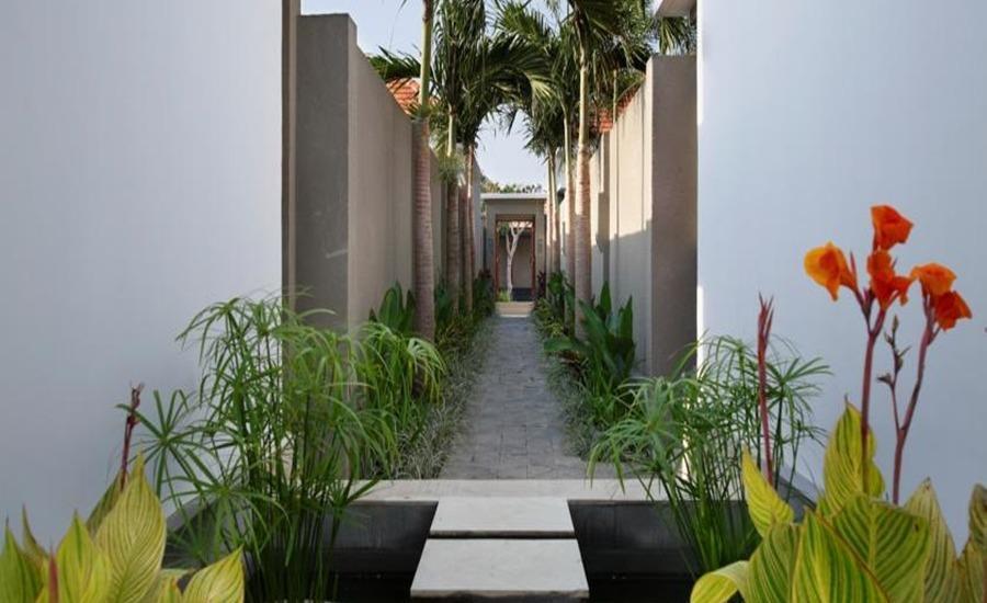 Kubu Manggala Villas Seminyak Bali - Eksterior