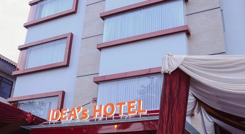 Ideas Hotel Bandung - Eksterior