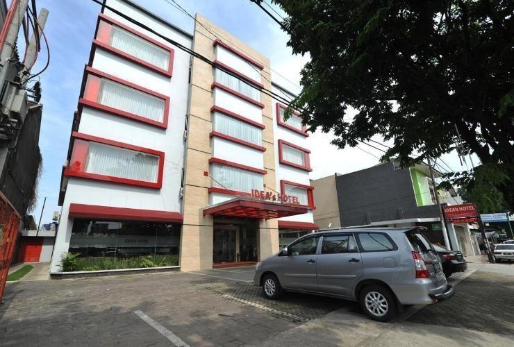 Ideas Hotel Bandung - Hotel Building