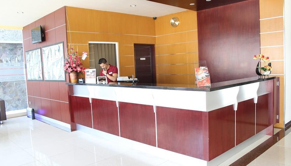 Ideas Hotel Bandung - Front Office