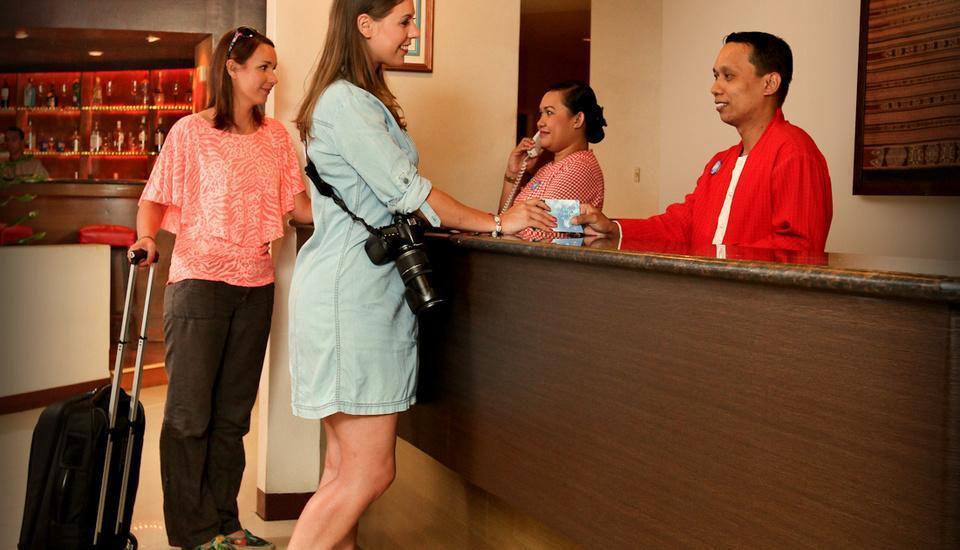 Hotel Mutiara Ambon - Resepsionis