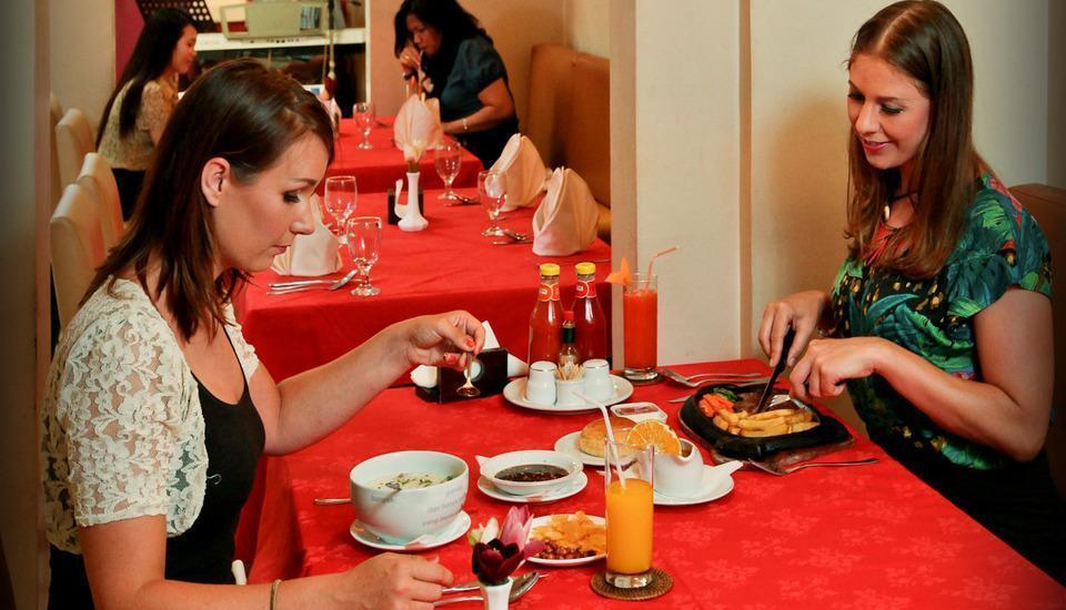 Hotel Mutiara Ambon - Restoran