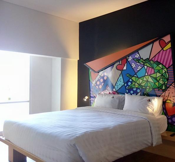 MaxOne Hotel Surabaya - Happines Double Bed Room Only Regular Plan
