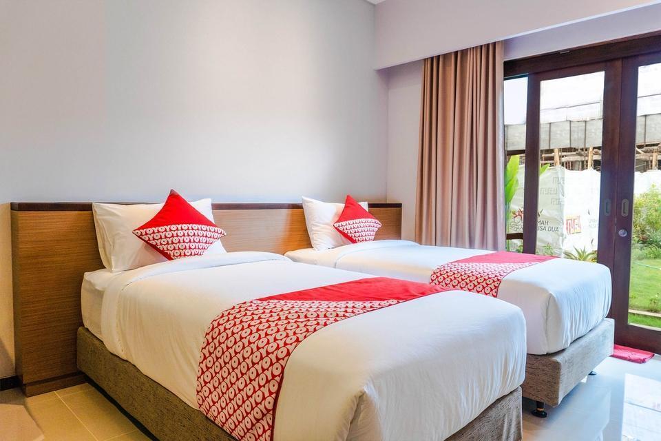 OYO 301 Umah Nusa Dua Residence Bali - BEDROOM