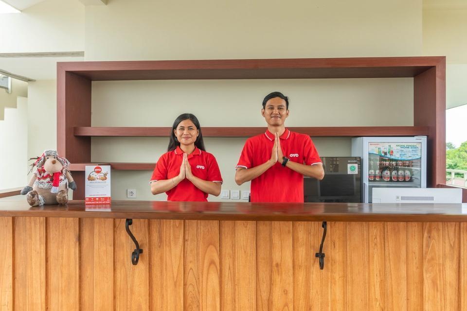 OYO 301 Umah Nusa Dua Residence Bali - RECEPTION