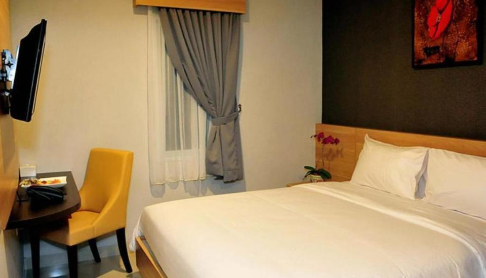 Safin Inn Hotel Jakarta - Kamar