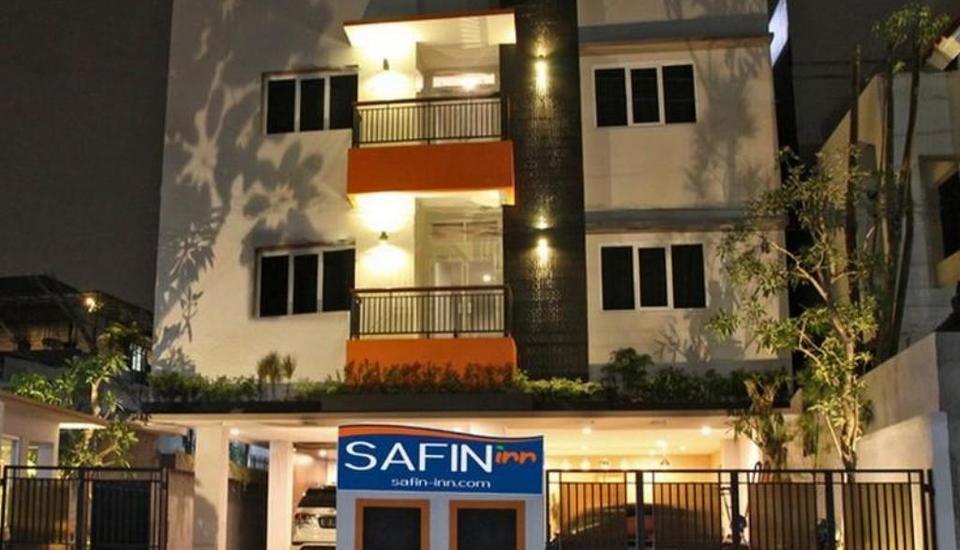 Safin Inn Hotel Jakarta - bangunan