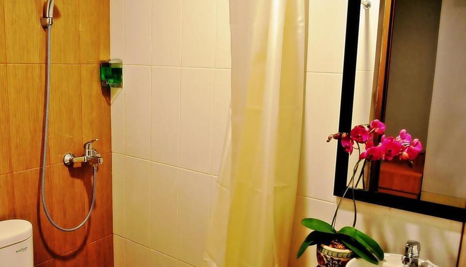 Safin Inn Hotel Jakarta - Kamar mandi