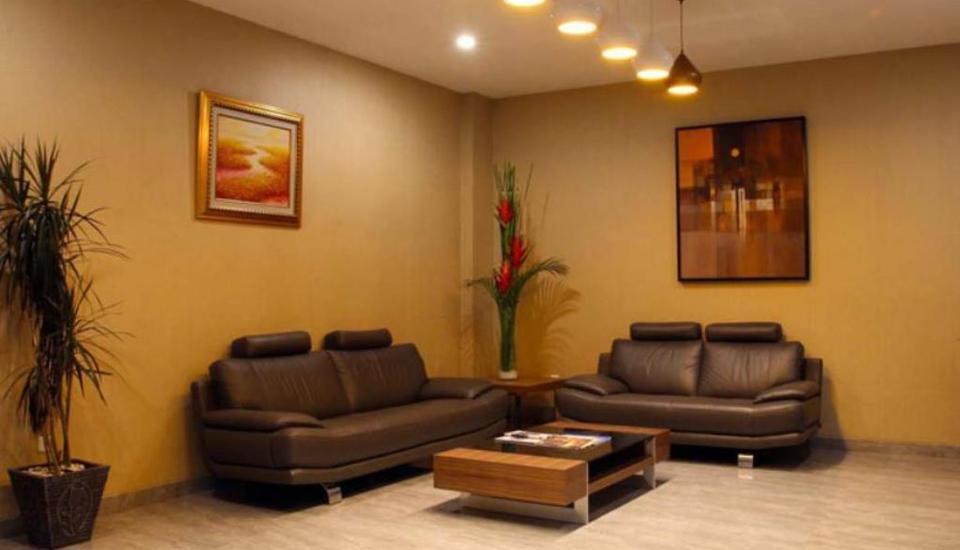 Safin Inn Hotel Jakarta - area publik