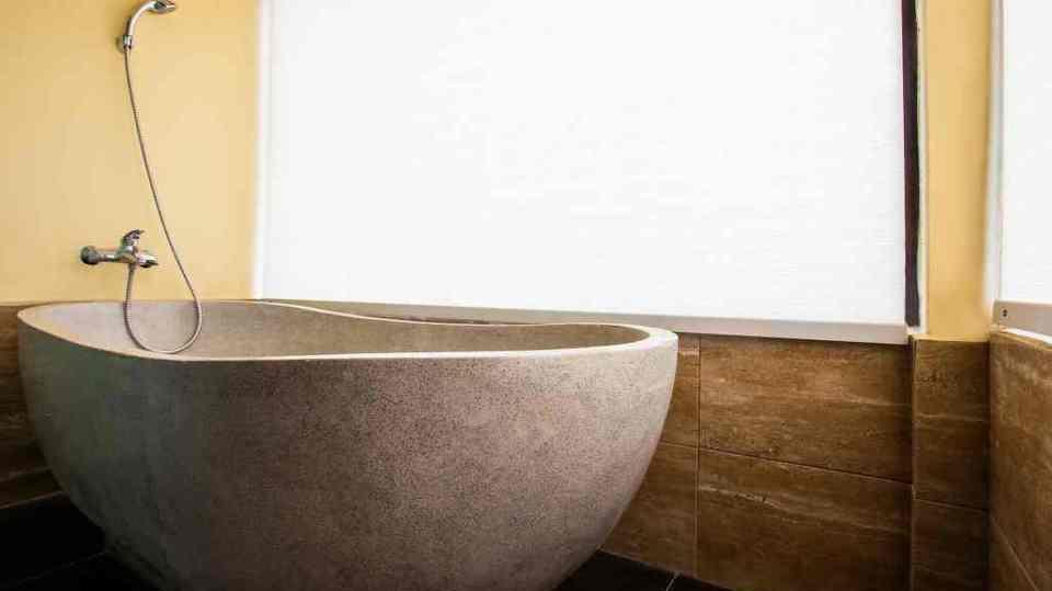 WG Hotel Ungasan Bali - Kamar mandi