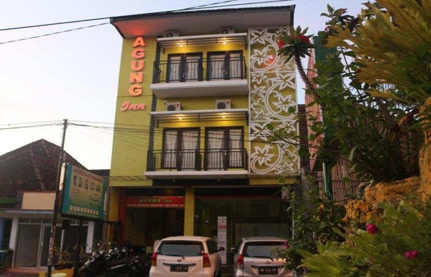 Agung Inn Yogyakarta - Eksterior