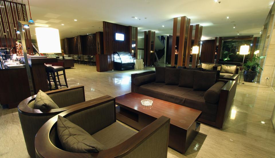 Hotel Mitra Bandung - Lobi 1