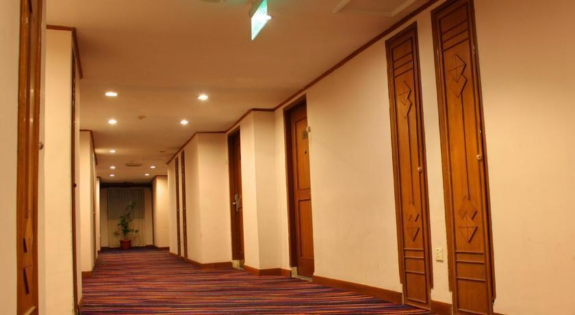 Comfort Hotel Dumai Dumai - Koridor
