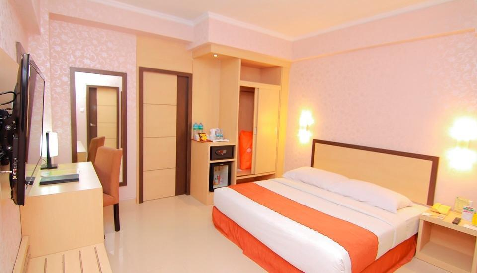 Comfort Hotel Dumai Dumai - new business room