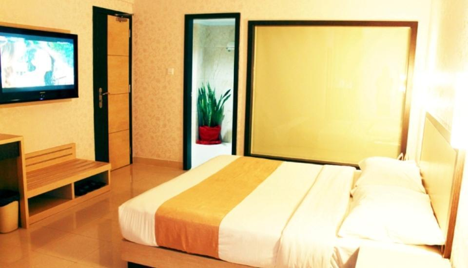 Comfort Hotel Dumai Dumai - Suite Room Regular Plan