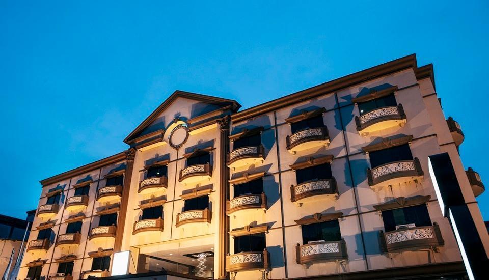 Comfort Hotel Dumai Dumai - Facade
