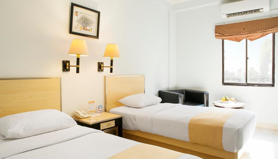 Comfort Hotel Dumai Dumai - Ruangan Standar