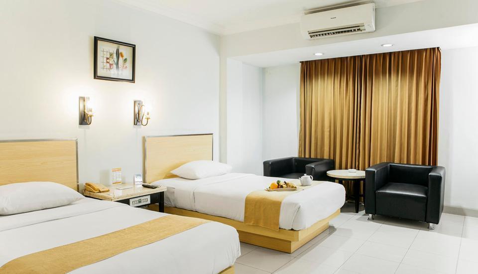 Comfort Hotel Dumai Dumai - Ruangan Superior