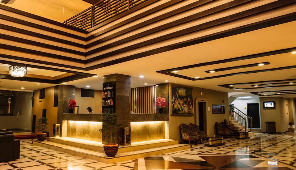 Comfort Hotel Dumai Dumai - Lobby