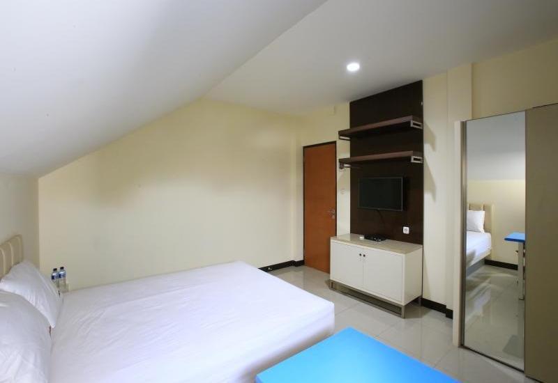 RedDoorz at Kemandoran Jakarta - Kamar tamu