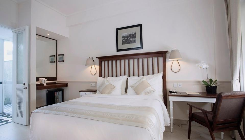 Maison At C Boutique Hotel Bali - Deluxe Garden Room (Room Only) Basic Deal