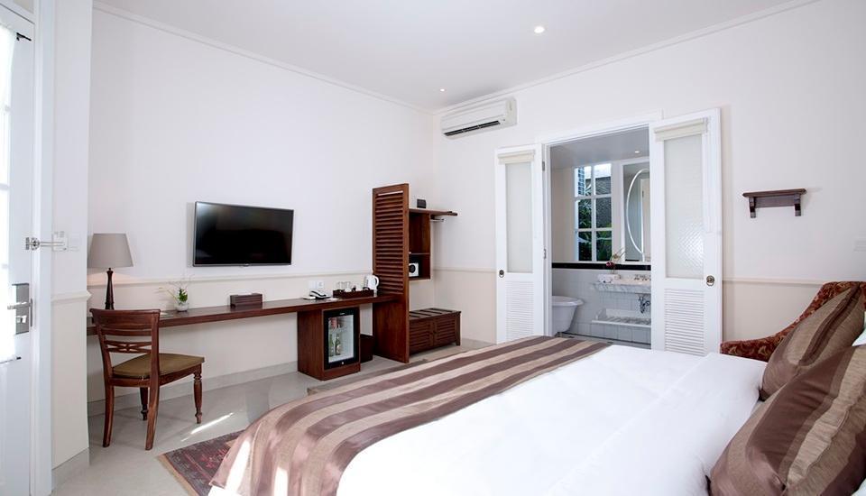 Maison At C Boutique Hotel Bali - Suite Bedroom