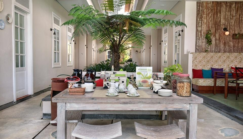 Maison At C Boutique Hotel Bali - Afternoon Tea