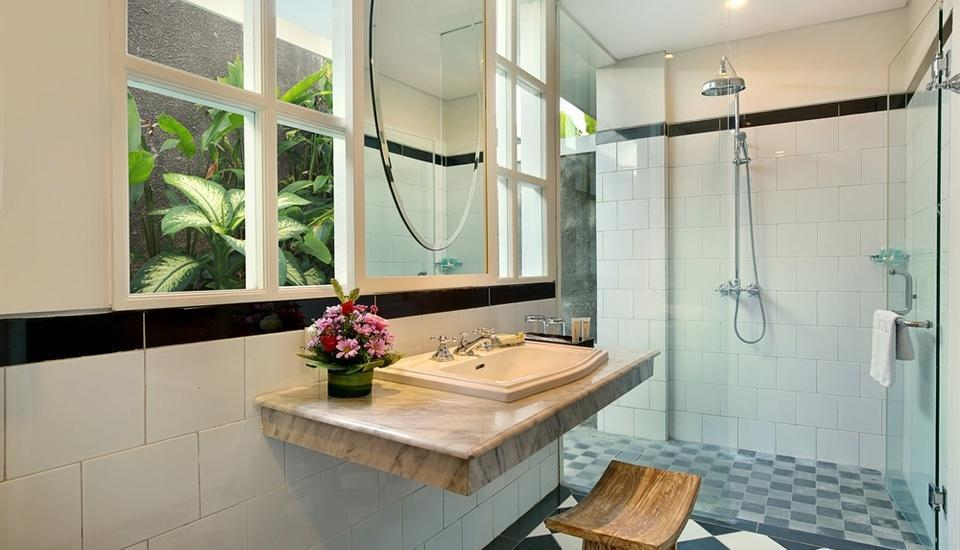 Maison At C Boutique Hotel Bali - Deluxe Garden & Studio Bathroom