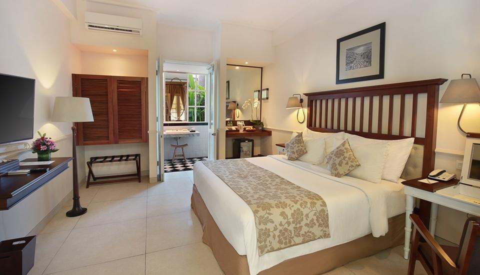 Maison At C Boutique Hotel Bali - Deluxe Garden Room SAVE 50%