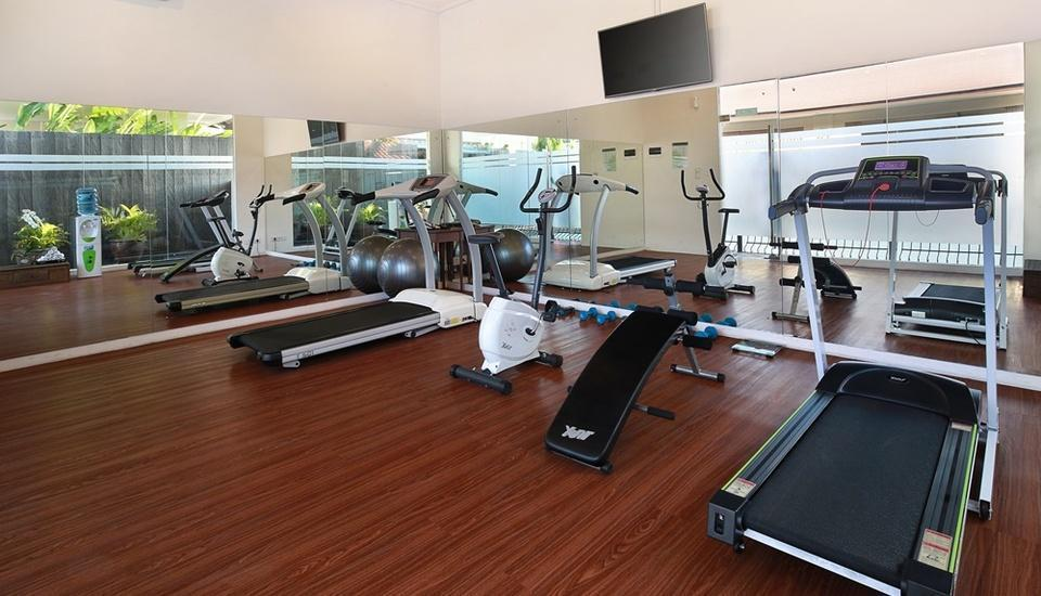 Maison At C Boutique Hotel Bali - Gym