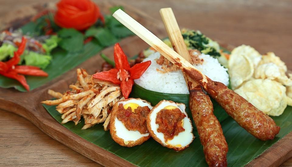 Maison At C Boutique Hotel Bali - Mix Rice