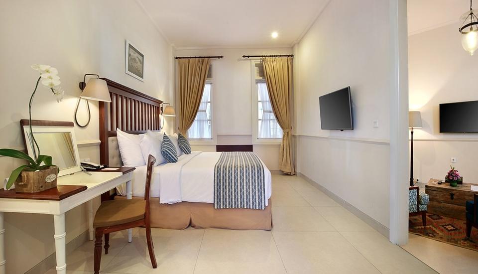 Maison At C Boutique Hotel Bali - Premier Suite (Room Only) Basic Deal