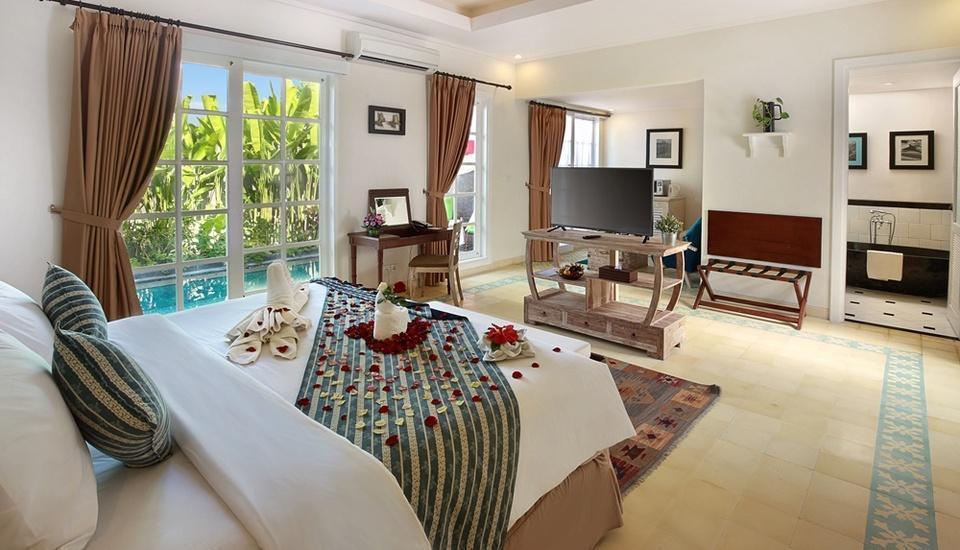 Maison At C Boutique Hotel Bali - Private Pool Villa Basic Deal