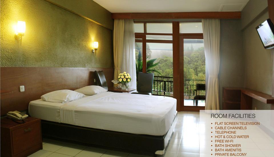 Hotel Ariandri Puncak Bogor - Deluxe Room