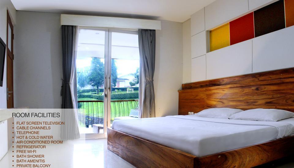 Hotel Ariandri Puncak Bogor - Super Deluxe